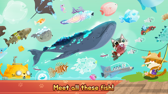 Game The Fishercat APK for Windows Phone