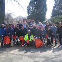 March 2013 Roosevelt Island Cleanup