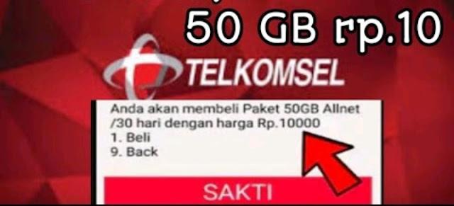 gratis paket *323# loop simpati internet kuota besar