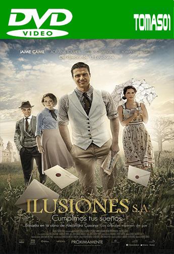 Ilusiones S.A. (2015) DVDRip