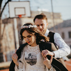 Wedding photographer Anastasiya Antonovich (stasytony). Photo of 23.04.2018