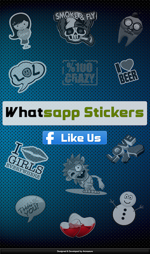 Love Stickers Chat