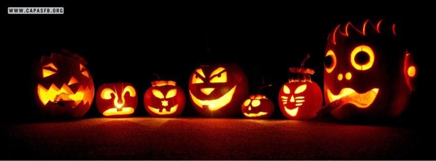 Capas para Facebook Halloween