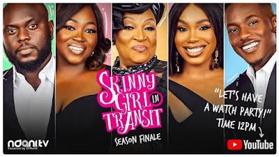WATCH | The Season Finale of 'Skinny Girl in Transit'