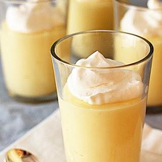 Cooked Lemon Pudding Dessert Recipes