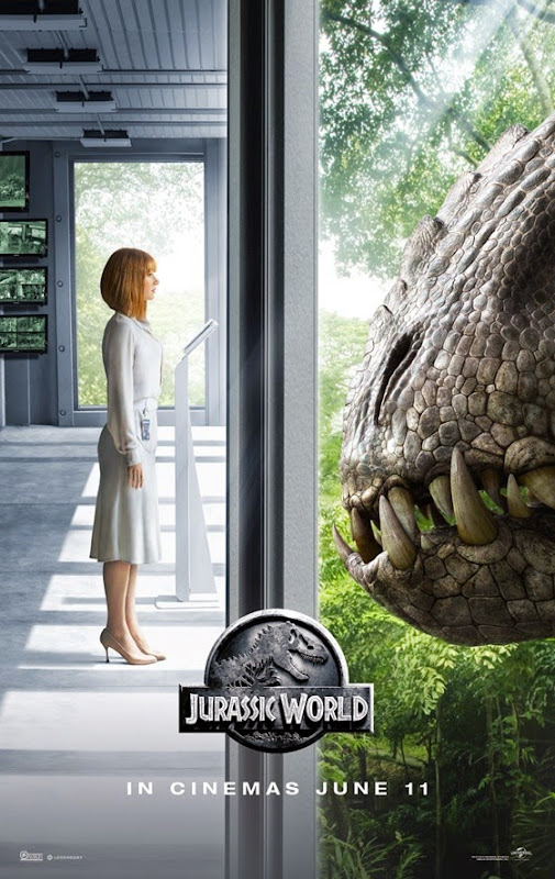 CLAIRE & D-REX' One-Sheet