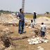 Construction work of Ram temple in Madi is in full swing