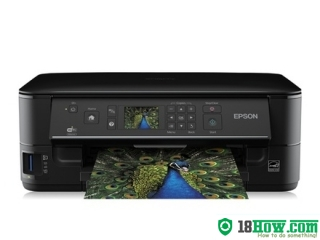 How to Reset Epson SX440 printer – Reset flashing lights error