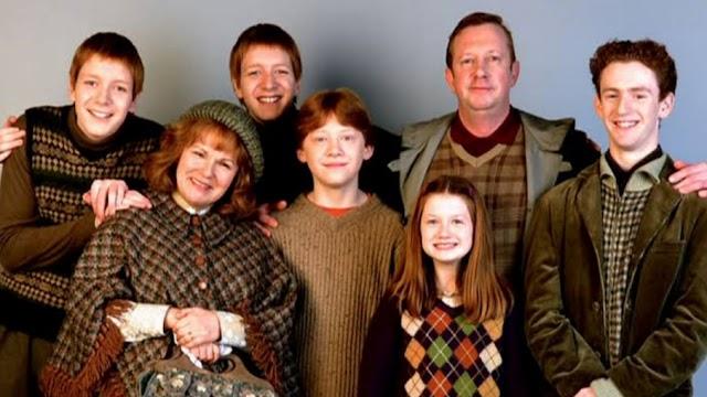 HB Games: Quiz você sabe tudo sobre a família Weasley ?