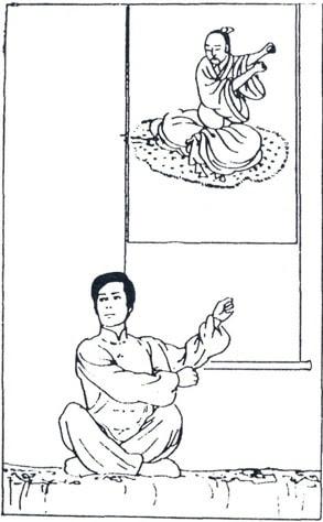 Раскрывание груди и упорядочение ци