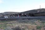 Mesa Coal Train Derailment 7/2/12 - Tony Eveland credit