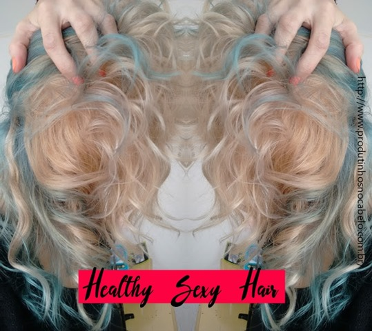 healthy sexy hair