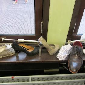 Zet je schoen bij de JFV! (05 december 2013)2013