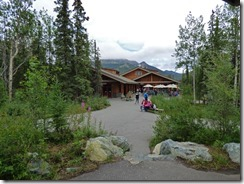 Eatery by Visitor's Center, Denali National Park