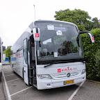 Mercedes Tourismo van Kras Reizen