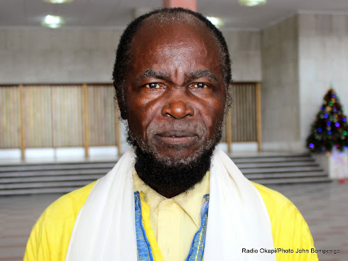 RDC: le député Ne Mwanda Nsemi préconise une transition de trois ans