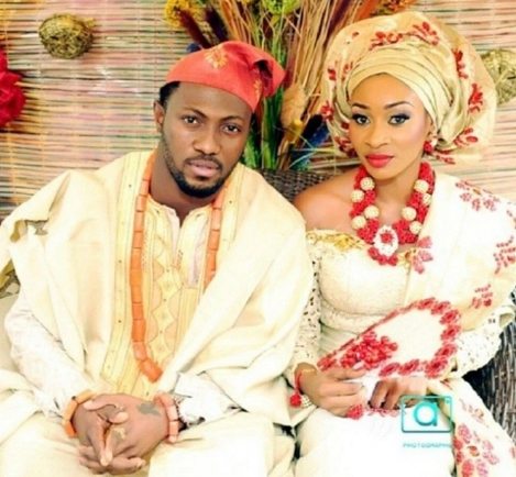 Accumulation Yoruba Are Accepted To Accept Their Weddings In A Actual Absurdity Way Abnormally If The Parents Of Benedict Or Helpmate Is From