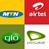 How to Transfer Data on MTN, Airtel, Glo and Etisalat