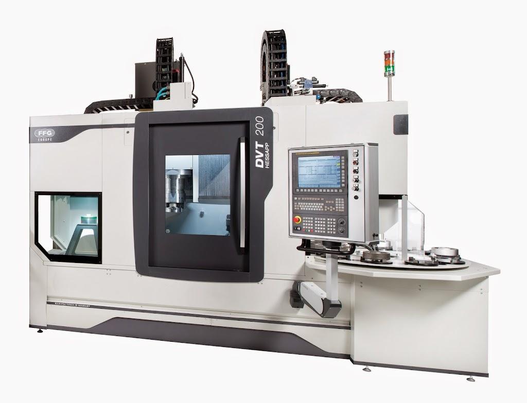 machine tools manufacturers