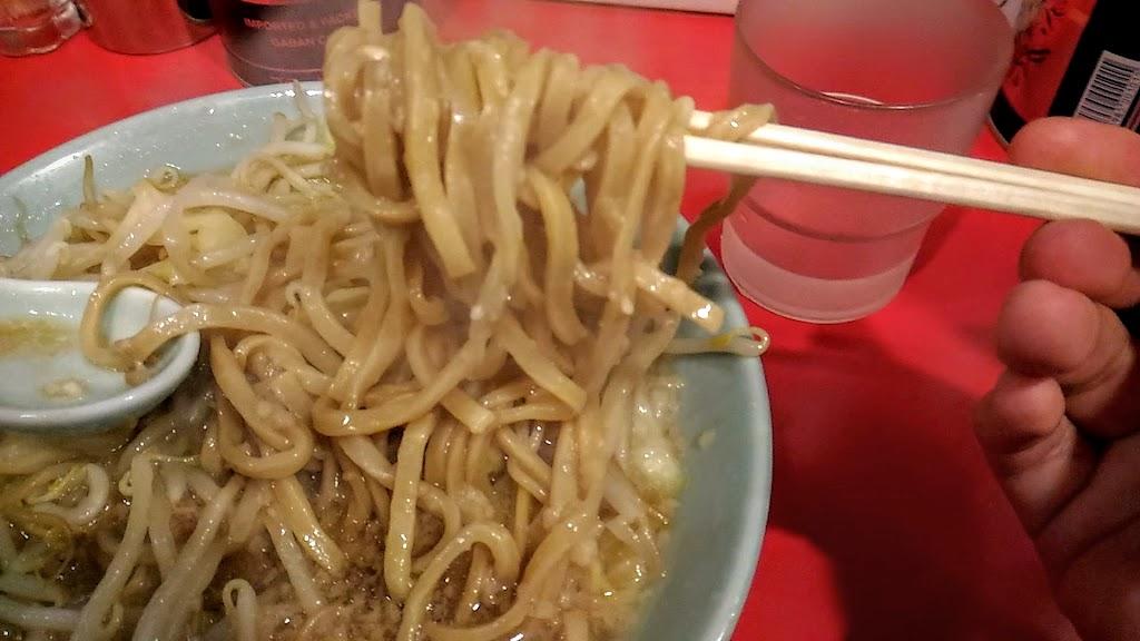 名古屋 ラーメン大 麺