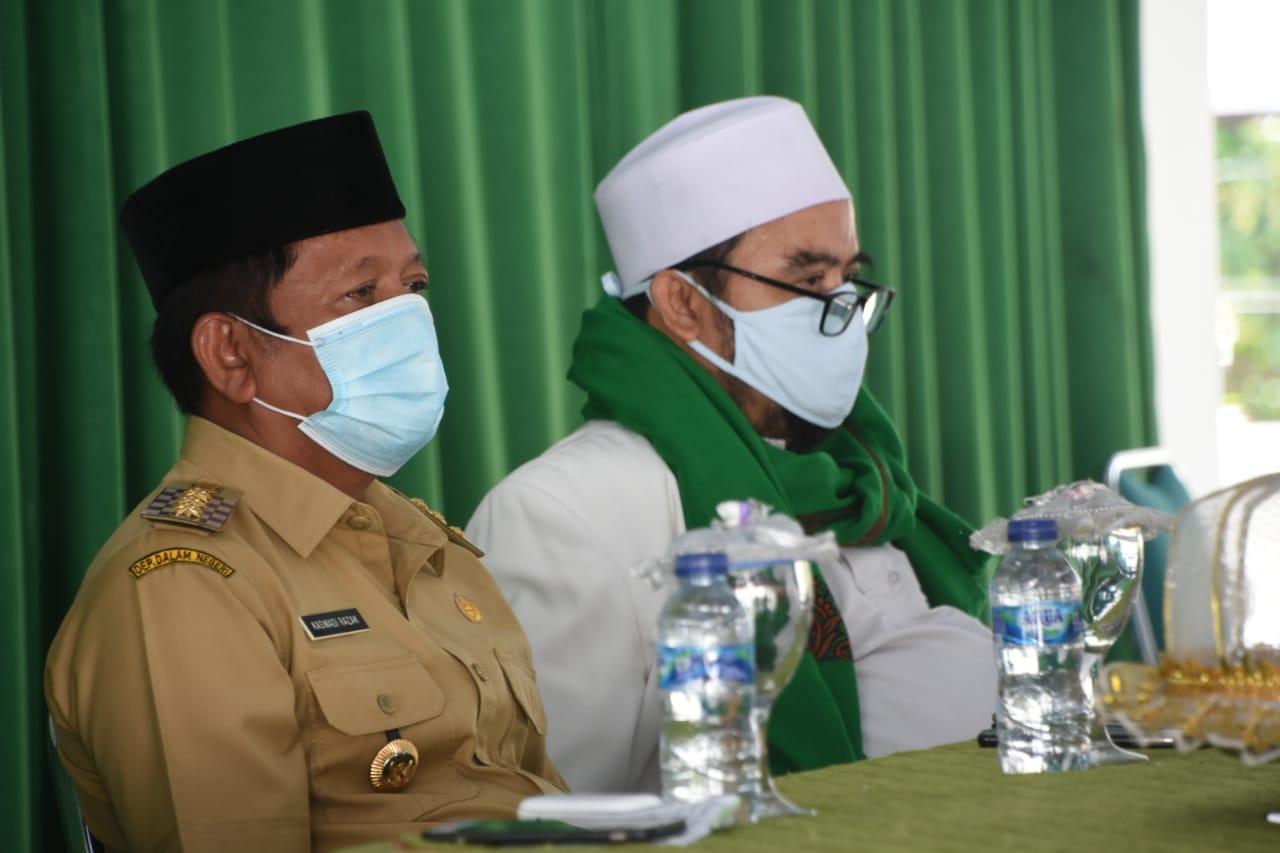 ITTIHAD Persaudaraan Imam Masjid Kabupaten Soppeng, Garda Terdepan Mattampa Ridecengnge
