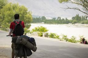 A pitstop near `Jagir Basin, Gilgit`