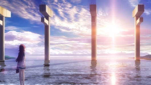 yadyn: Anime Review: Nagi no Asukara