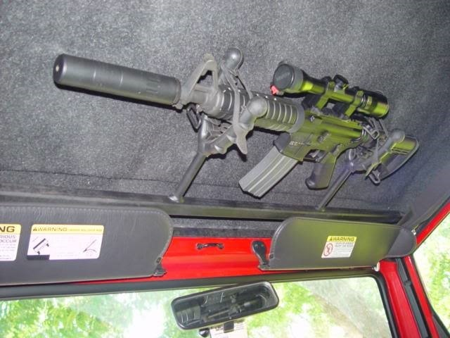 hiding a gun in your car easily (18)