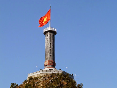 84 Cột cờ Lũng Cú   nơi địa đầu Tổ quốc