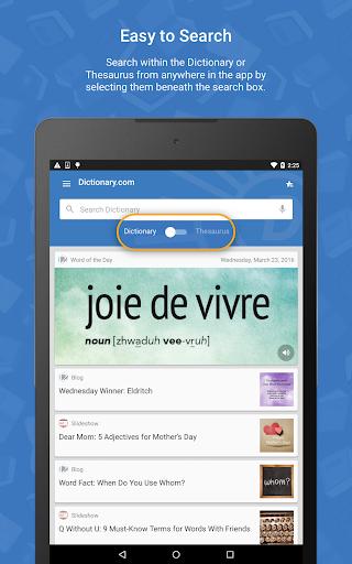 Dictionary.com Screenshot
