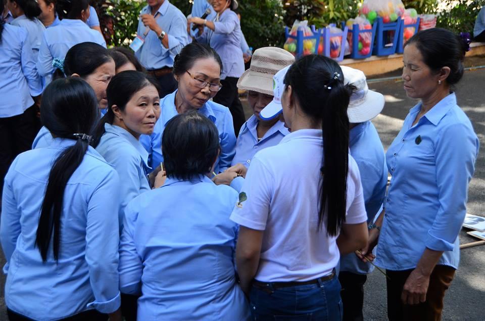 Sinh hoạt Mến Thánh Tại thế cụm Phú Yên