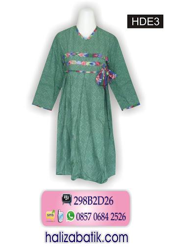 jenis jenis batik, busana batik, desain baju batik wanita