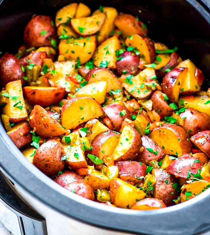 Roasted Breakfast Potatoes Recipe | Breakfast Care