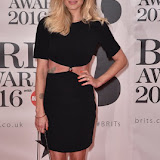 OIC - ENTSIMAGES.COM - Fearne Cotton at the  The BRIT Awards 2016 (BRITs) in London 24th February 2016.  Raymond Weil's  Official Watch and  Timing Partner for the BRIT Awards. Photo Mobis Photos/OIC 0203 174 1069