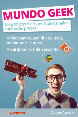 Mundo Geek - Aliexpress.