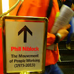 Nuit Blanche Paris 2013 : Phill Niblock - The Movement of People Working, 1973-2010 (Maison des métallos – Salle claire)
