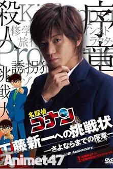 Conan Live Action -Người Đóng - Detective Conan Live Action 2011 Poster