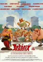 Astérix. La residencia de los dioses (2014)