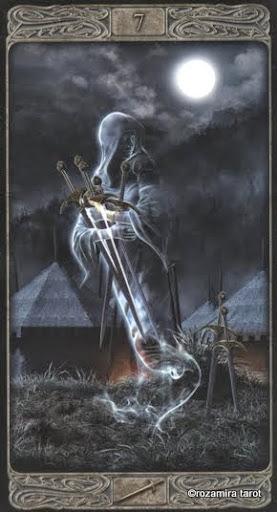 Таро Призраков — Ghost Tarot 528_70