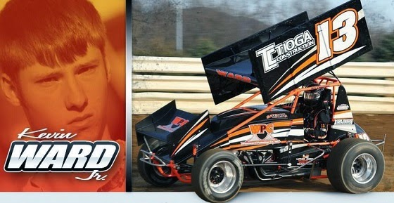 Tony Stewart, Kevin Ward Sprint car racing Accident