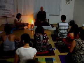 """Curso """"Psicologia Budista: a interdependência do  fenômeno corpo-mente"""" - parte 2 (Os Cinco Agregados do Apego - Superando a Ilusão do Eu)"""