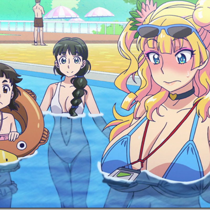 [Review] Oshiete! Galko-chan