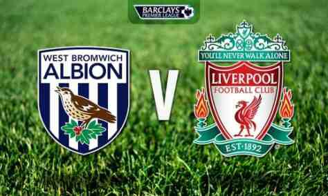 Westbrom vs Liverpool Match Highlights