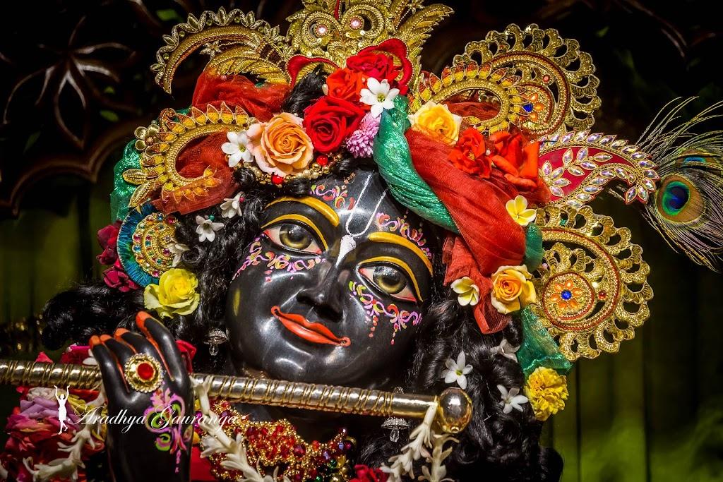 ISKCON Mayapur Deity Darshan 11 Jan 2017 (3)