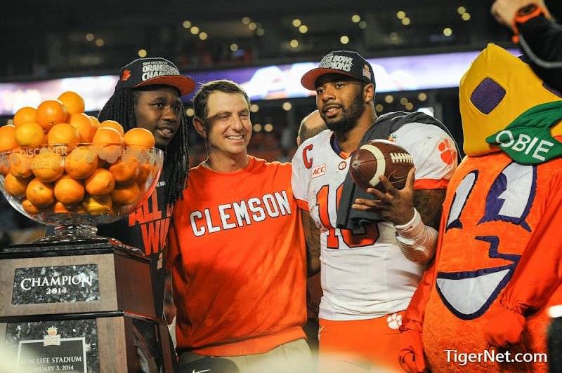 Orange Bowl - Interception and Celebration Photos - 2014, Bowl Game, Football, Ohio State