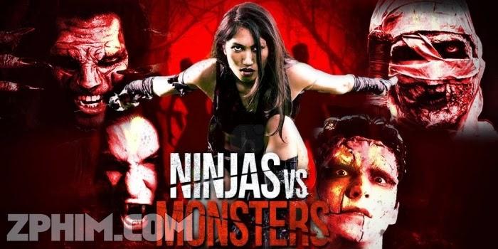 Ảnh trong phim Ninja Đại Chiến Quái Vật - Ninjas vs. Monsters 1