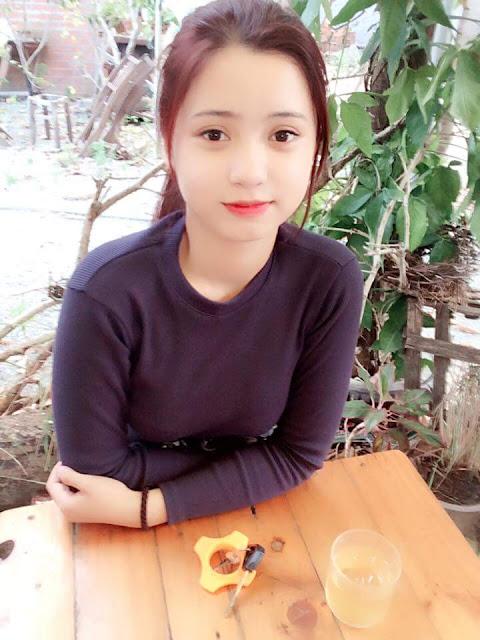 Gái teen Ngô Kim Bích