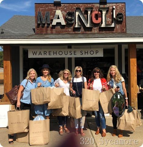 magnolia warehouse shop info