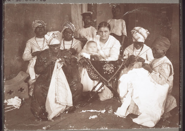 QQ 30 015 0035 Duala (Douala) People:  One Of The Cameroonian Coastal Ethnic Group To Have Early Contact With Europeans