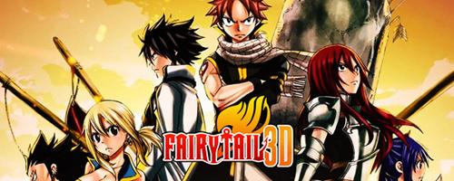 SSGroup chuẩn bị trình làng webgame Fairy Tail 3D 2